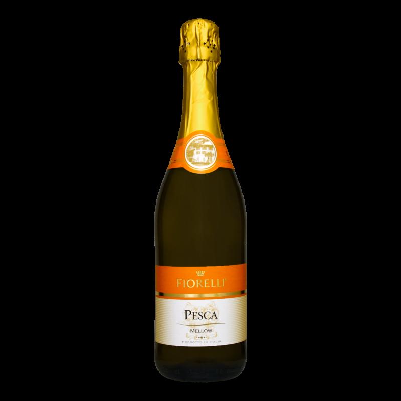 Напій алкогольн ігристий Fiorelli Фраголіно Песко 0.75л