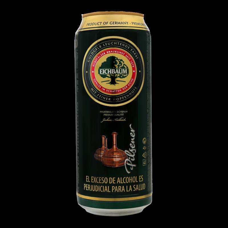 Пиво Eichbaum Premium Pils з/б 0.5л