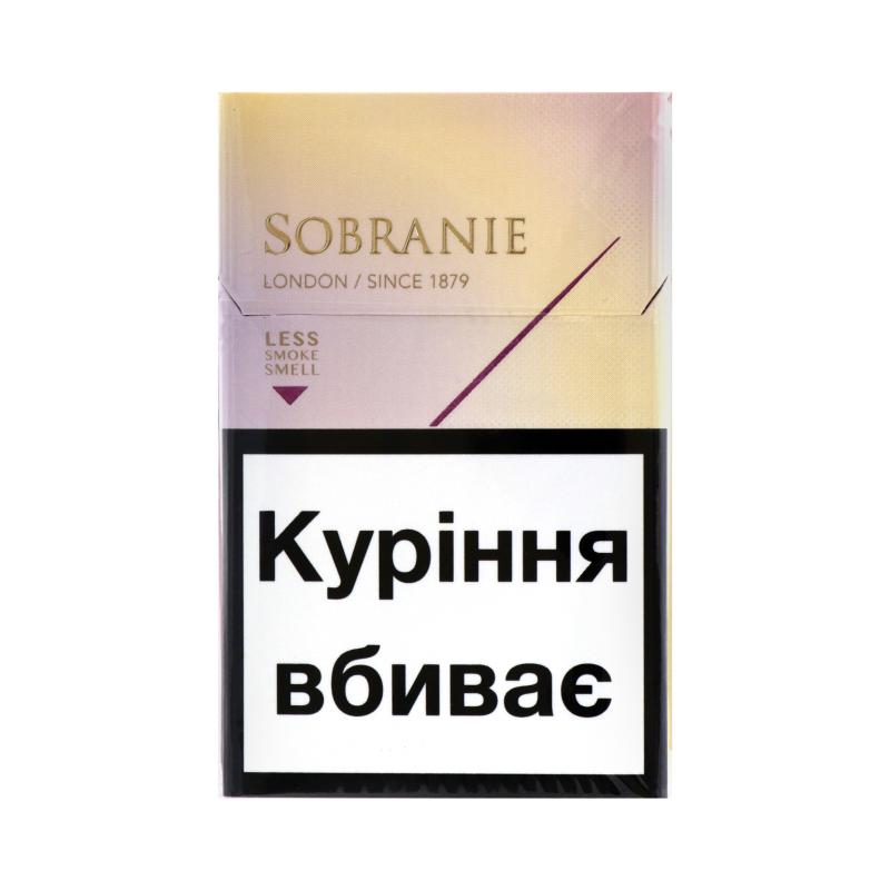 собрание сигареты купить в украине