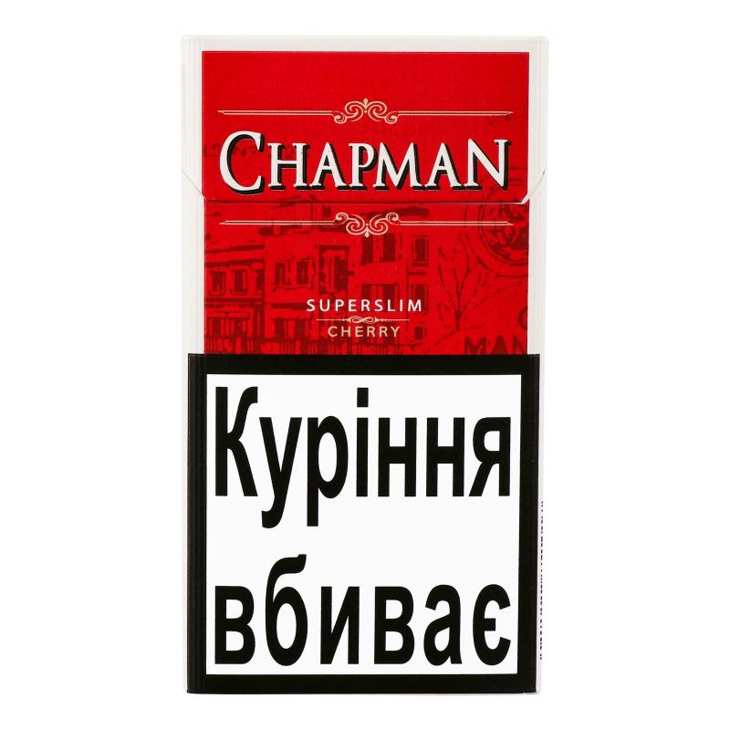 Блок чапман сигареты купить сигареты оптом ульяновск цена