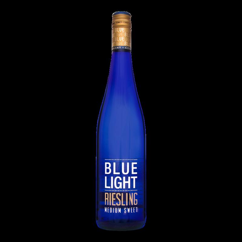 Вино Riesling Blue Light  Medium Sweet 0.75л