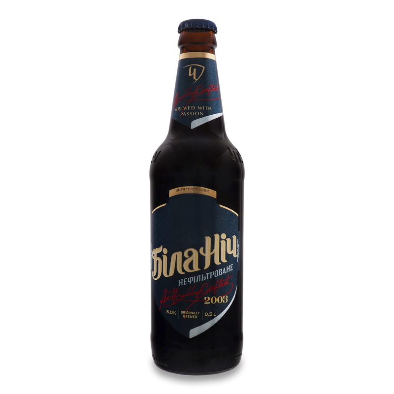 Пиво Чернігівське Біла ніч 0.5л