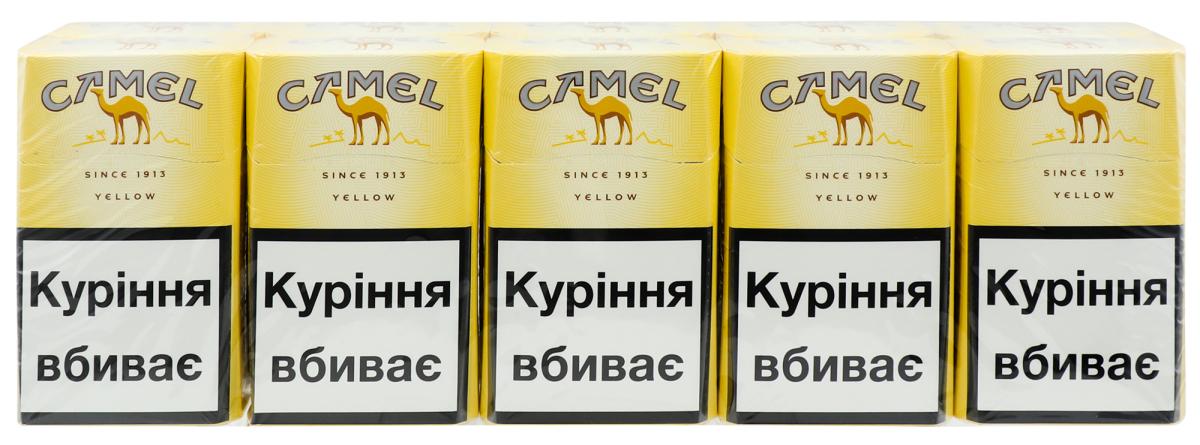 купить блок сигарет кэмел