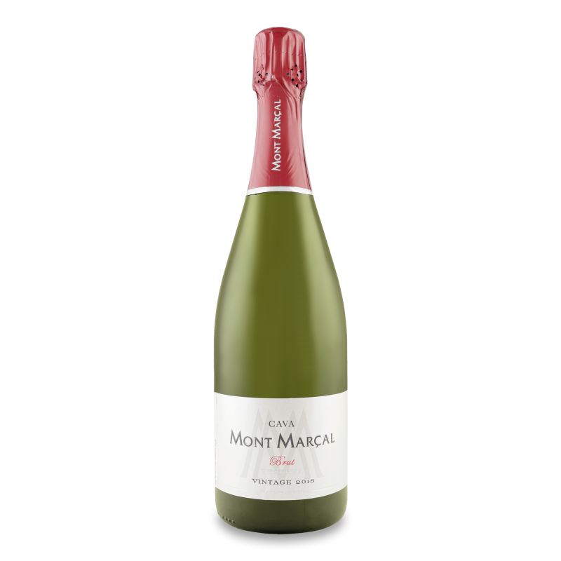 Вино ігристе Mont Marcal Cava Brut Reserva 0.75л